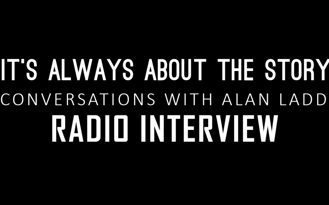 Click Here to listen to Stanley Isaacs and talk show host/ filmmaker, Doug McIntyre discussing It's Always About The Story: Conversations With Alan Ladd, Jr. , on KABC Talk Radio, Los Angeles.